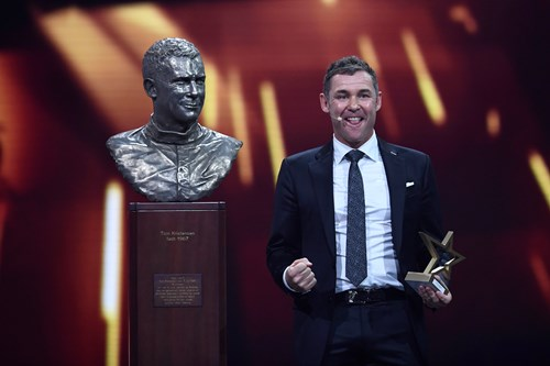 Tom Kristensen optaget i sportens hall of fame